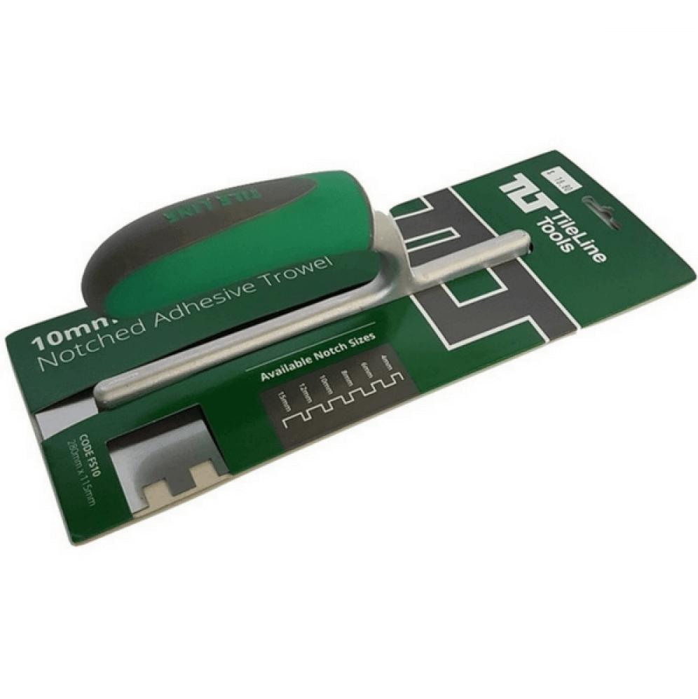 10mm Notched Trowel Soft Grip 9347