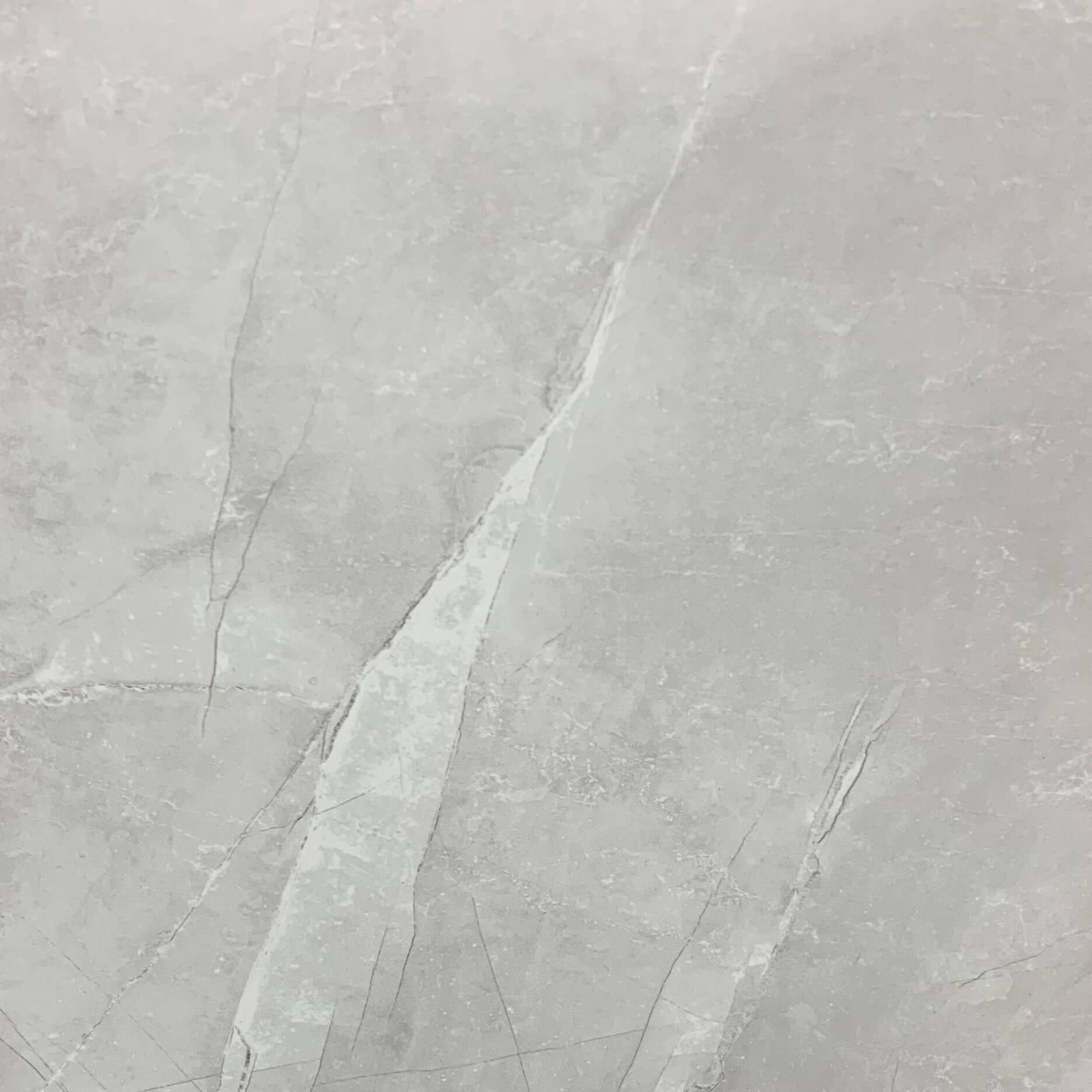 Perla Grey Polished Rectified Porcelain Tile  3105