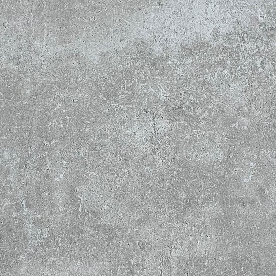 Light Grey Cement Look Anti Slip Rectified Porcelain Outdoor Tile 3325