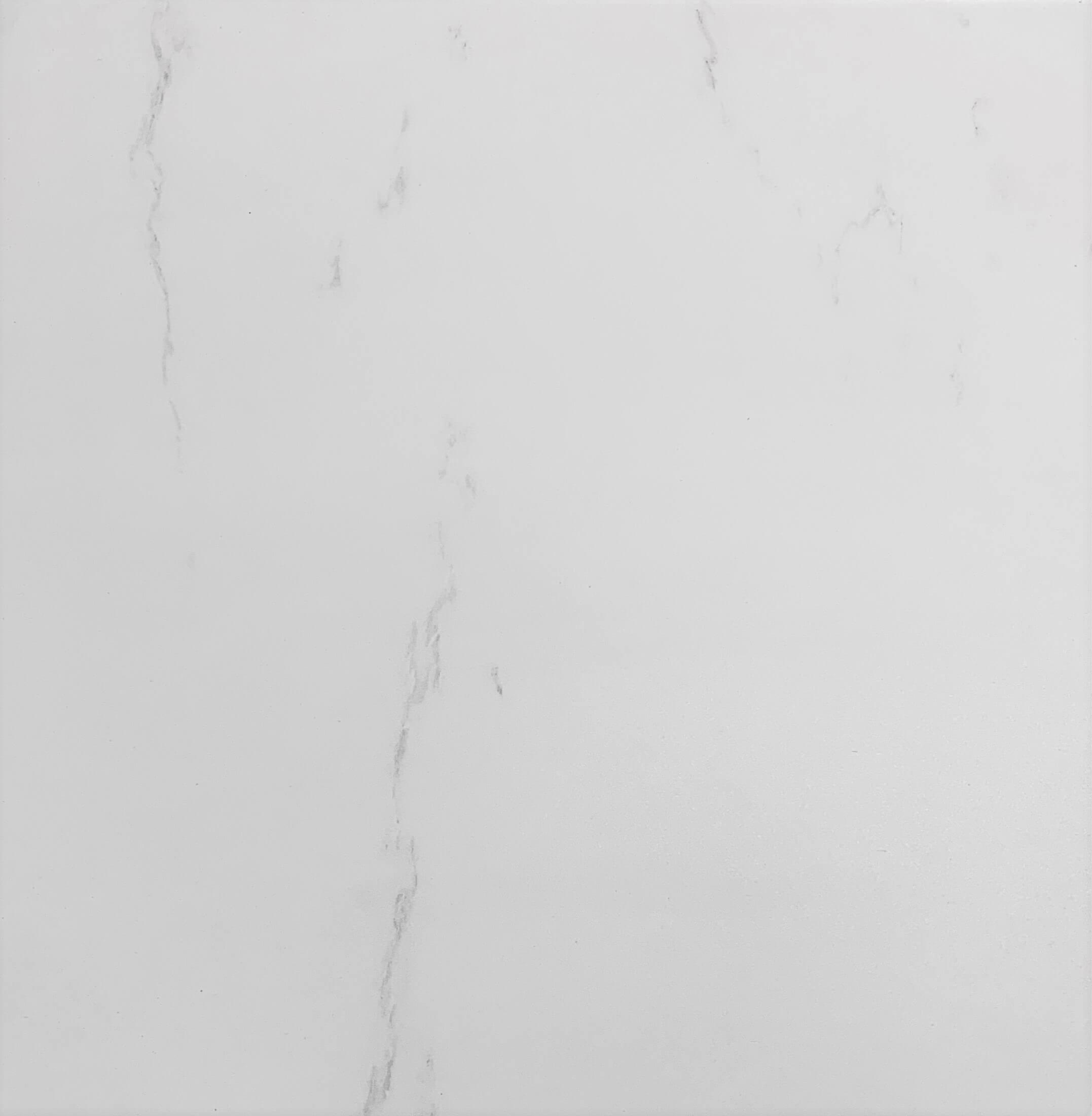 Ariston Bianco Carrara Marble Look Matt Non Rectified Porcelain Tile 3413