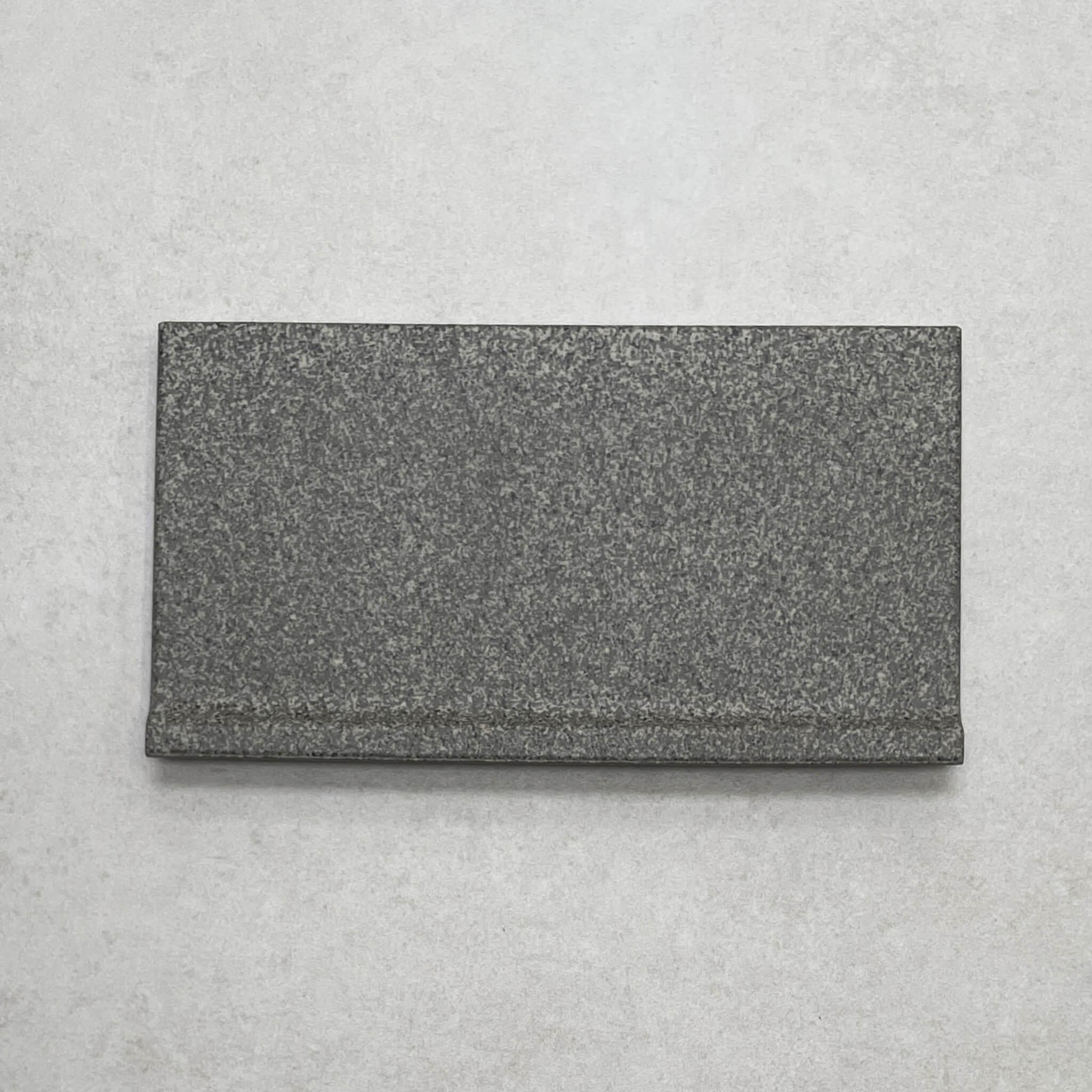 Timau Dark Grey Italian Coving Tile 3558