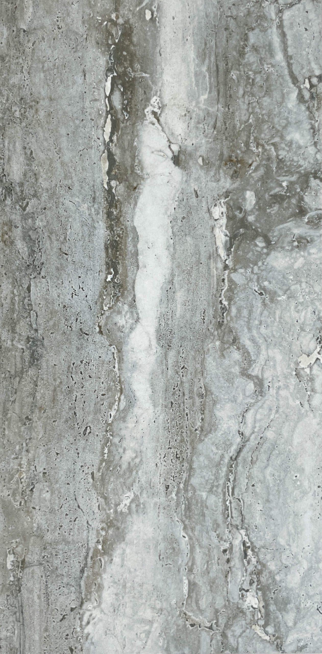Silver Stone Look Rectified Matt Italian Porcelain Tile 3657