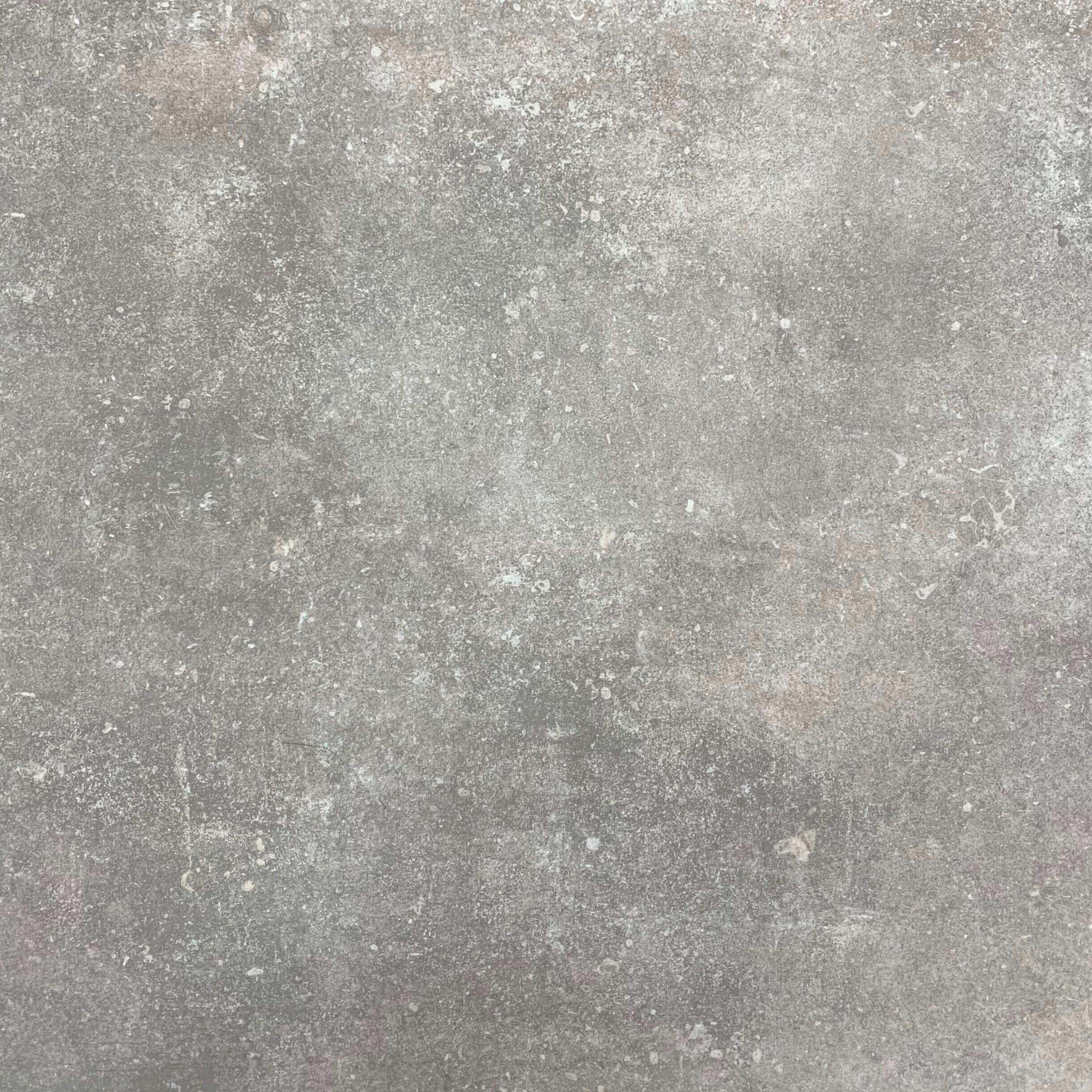 Grey Cement Look Rectified Matt Italian Porcelain Floor Tile 3662
