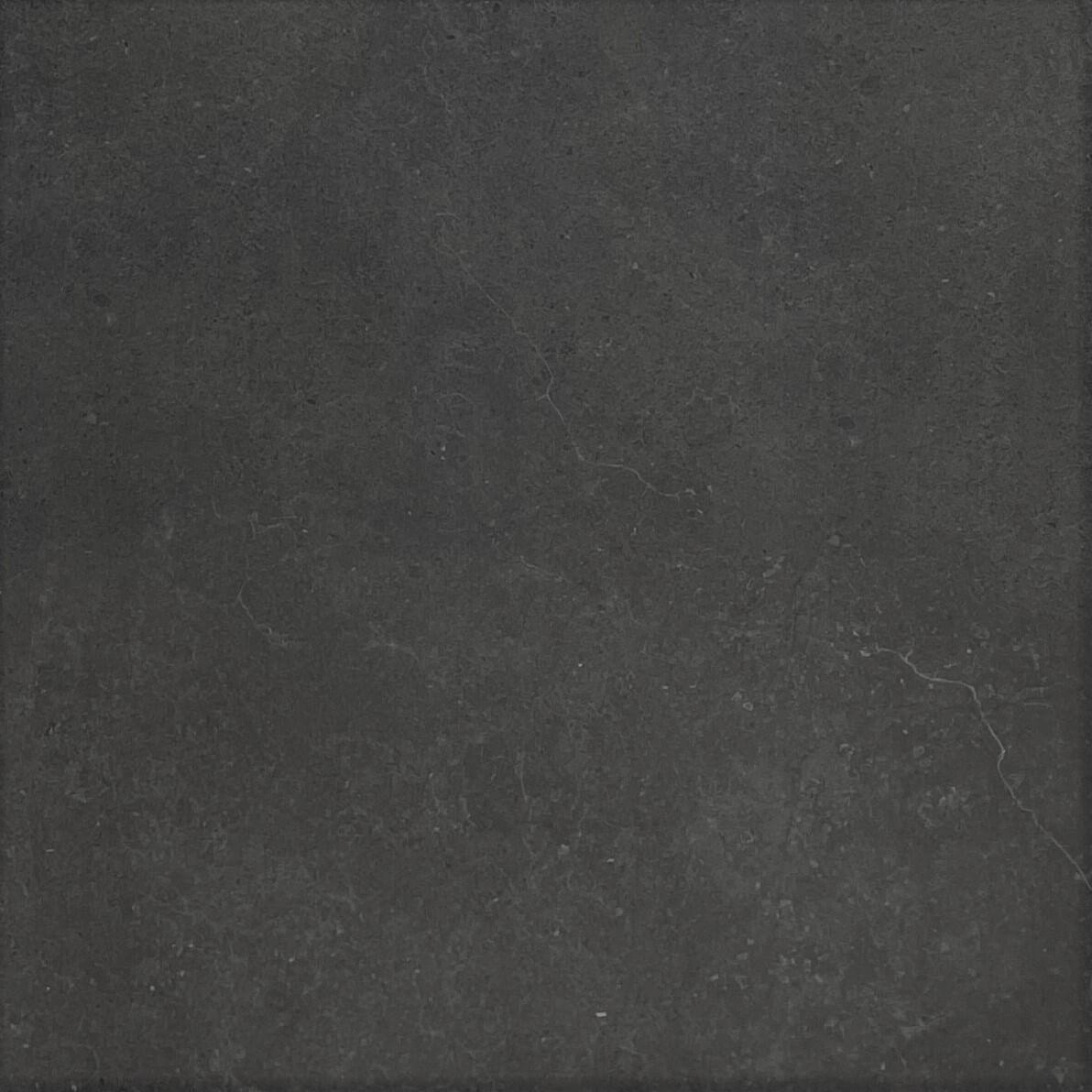 Trafalgar Black Matt Rectified Porcelain Tile 3802