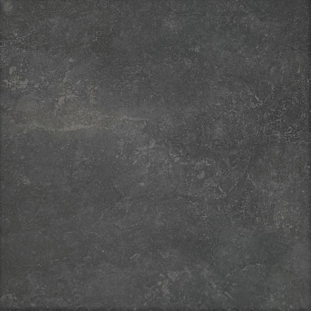 Limestone Nero Anti Slip Rectified Porcelain Tile 3849