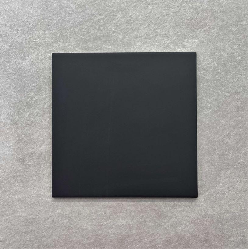 Black Matt Spanish Porcelain Tile 3913