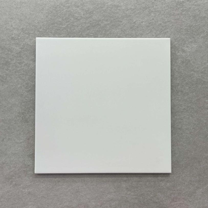 White Matt Spanish Porcelain Tile 3914