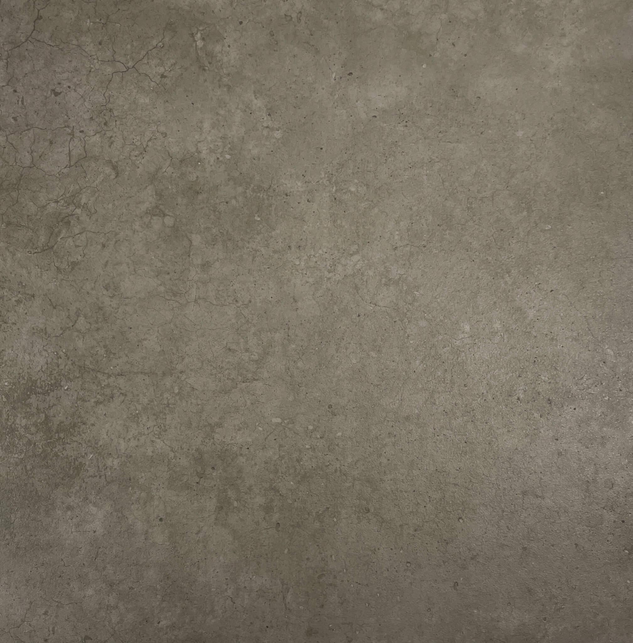Industrial Mud Concrete Look Matt Finish Rectified Italian Porcelain Tile 3917