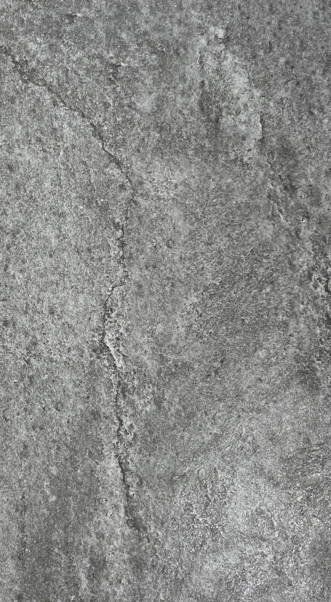 Grey Slate Stone Look Rectified Anti-Slip Porcelain Tile 3940
