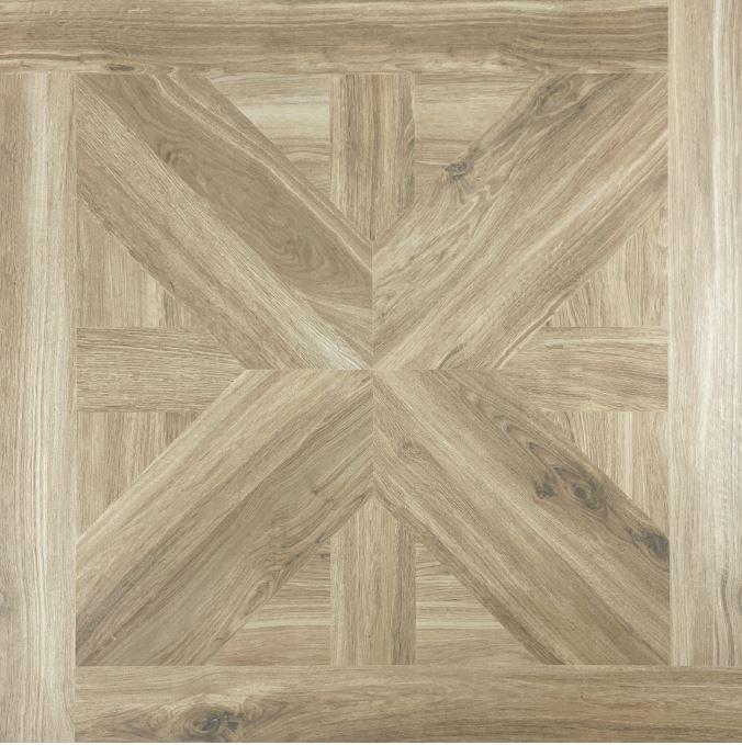 Oak Parquetry Timber Look Matt Spanish Porcelain Tile 3961