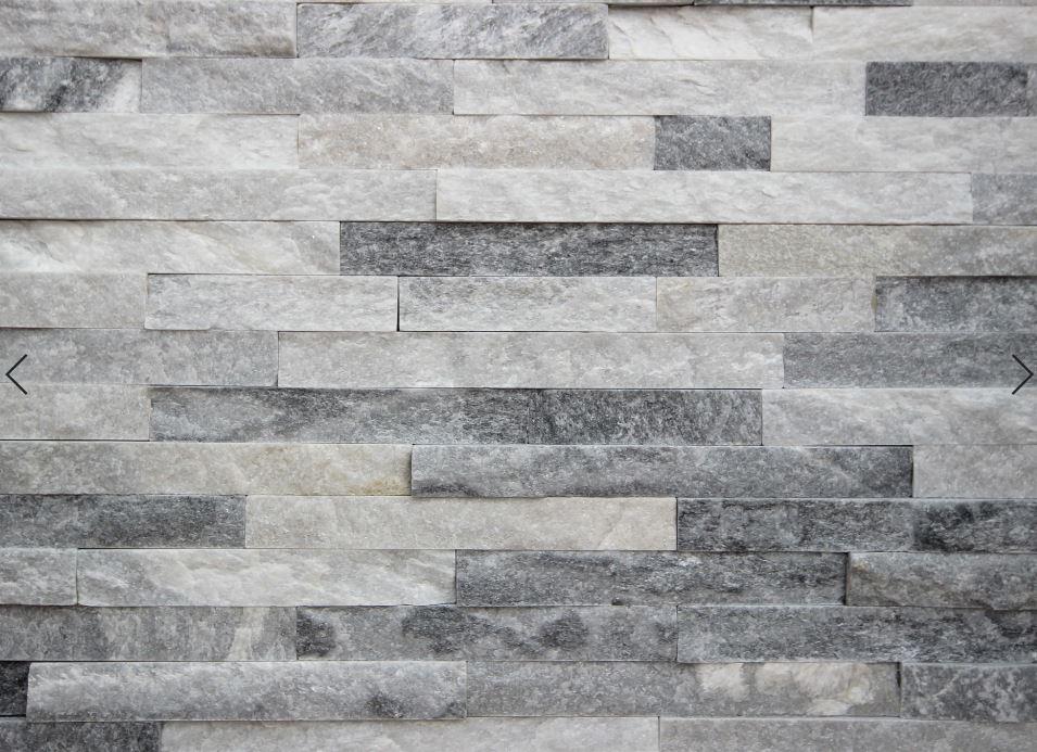 Boston Grey & White Stack Stone 8776