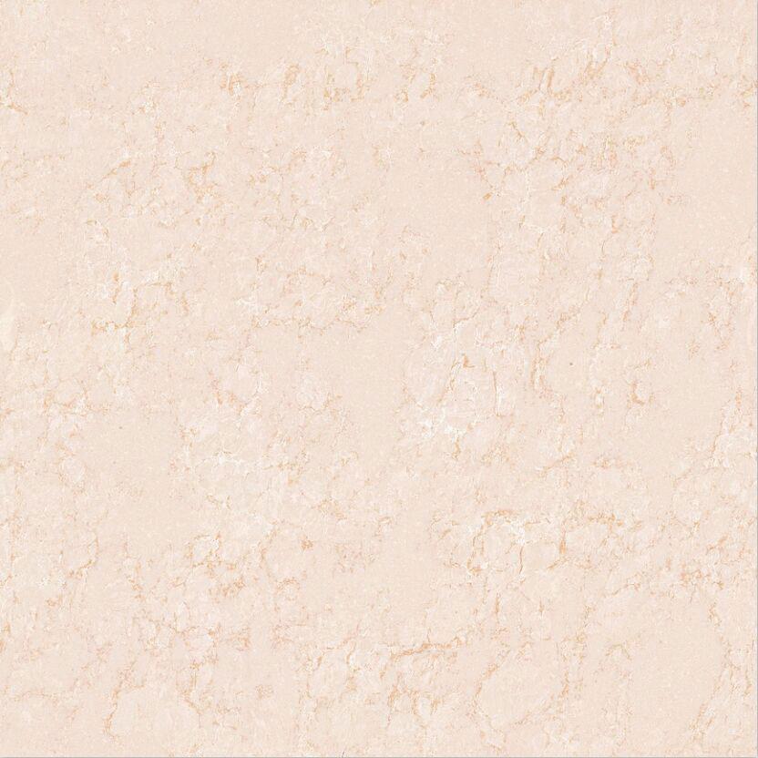 800x800mm Amazon Beige Pre-Sealed Polished Porcelain Floor Tile (#5543)