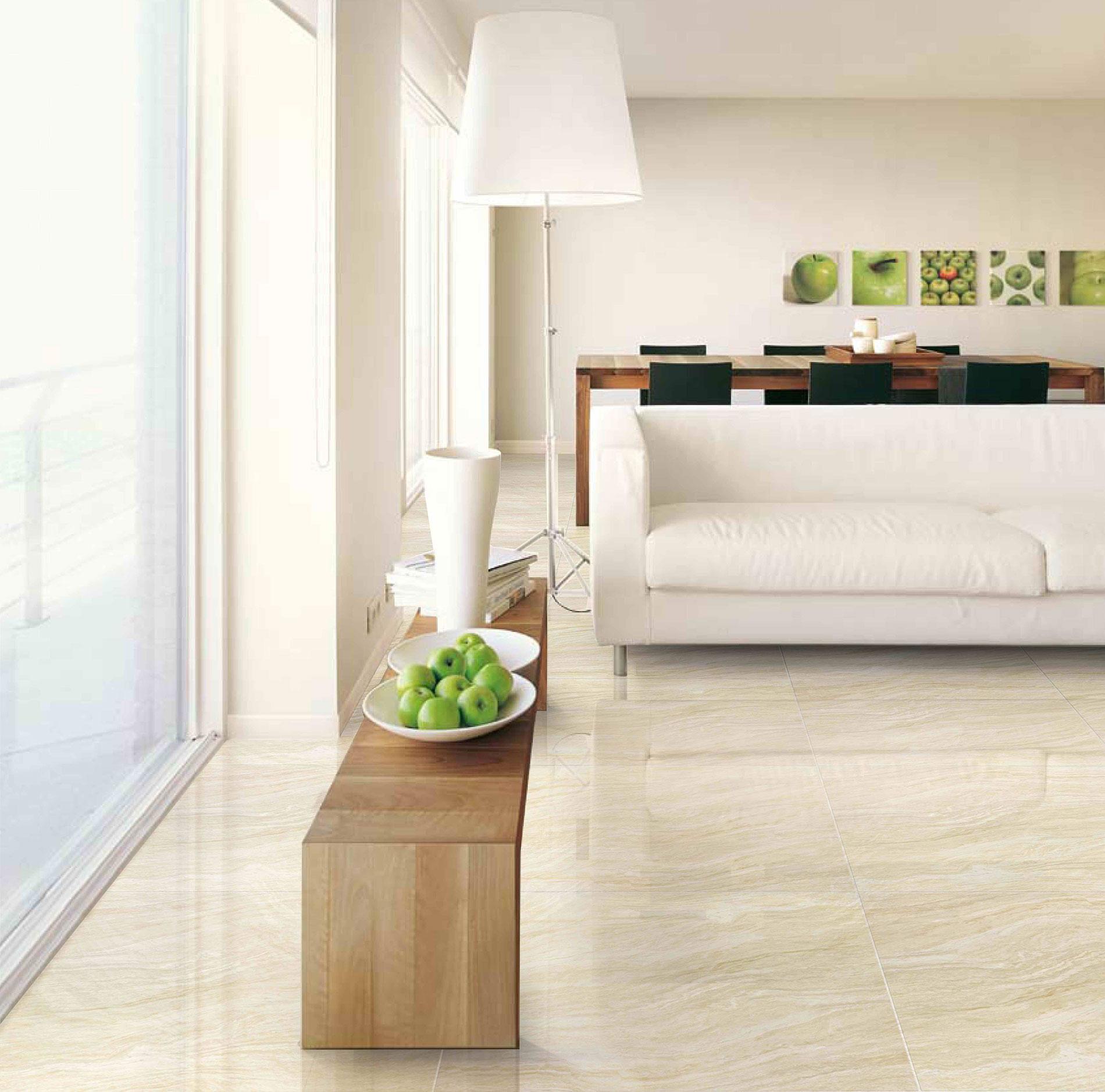 only 39 m2 amazone light beige polished porcelain tile. Black Bedroom Furniture Sets. Home Design Ideas
