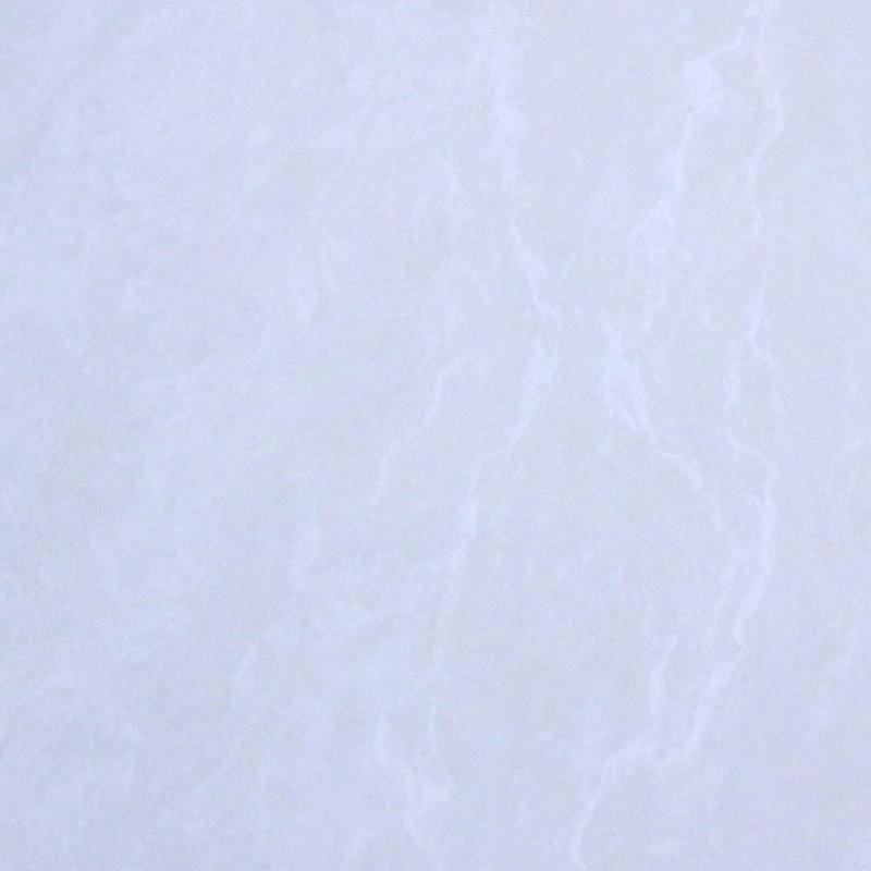 600x600mm Beige Marble Look Doubled Loaded Nano Pre-Sealed Polished Porcelain Floor Tile (#1256)