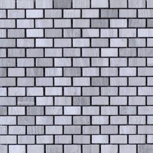 Brick Pattern Travertine Mosaic Tile