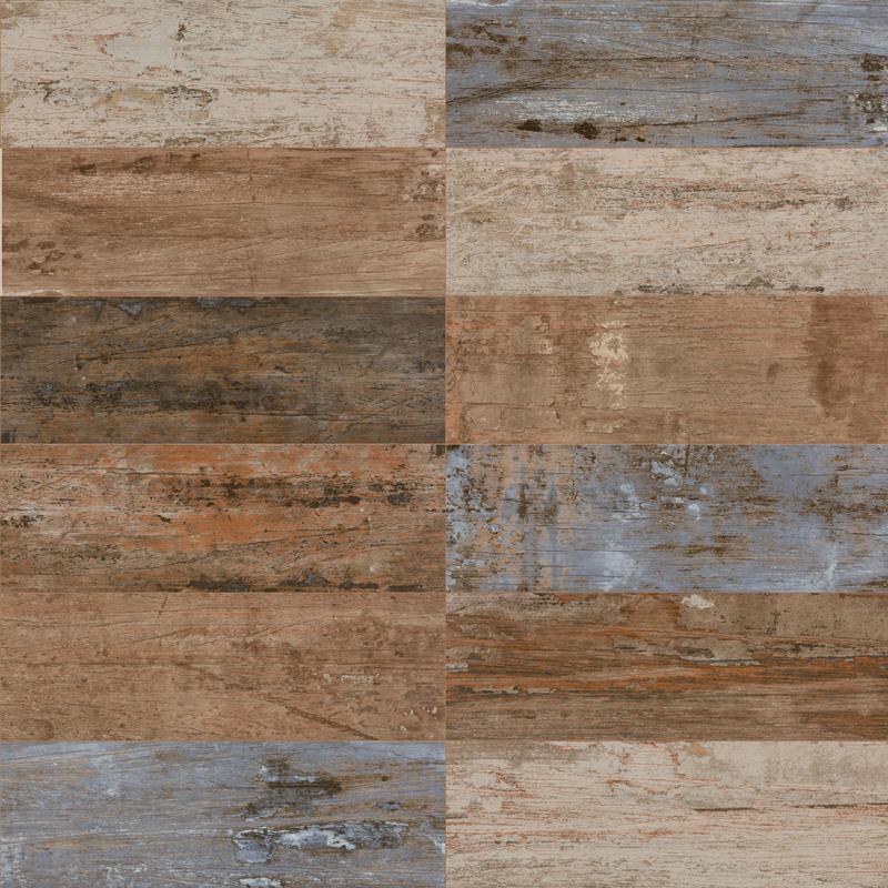 200x600mm Castle Happy Timber Look Spanish Matt Floor Tile (#2220)