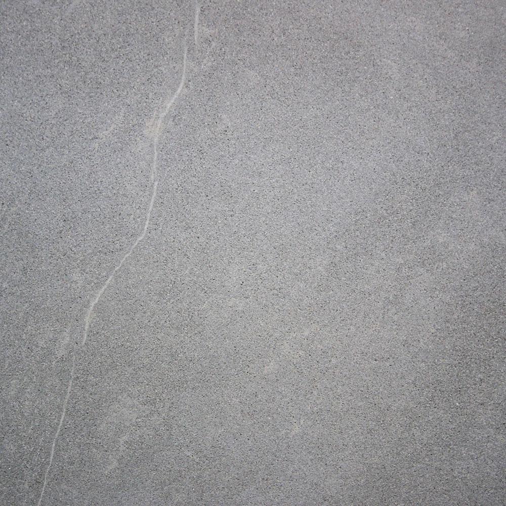 Gray Cement Tile : Mm cement grey stone like matt finish porcelain