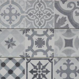 Decor Bulevar Cold Gloss Spanish Wall Tile