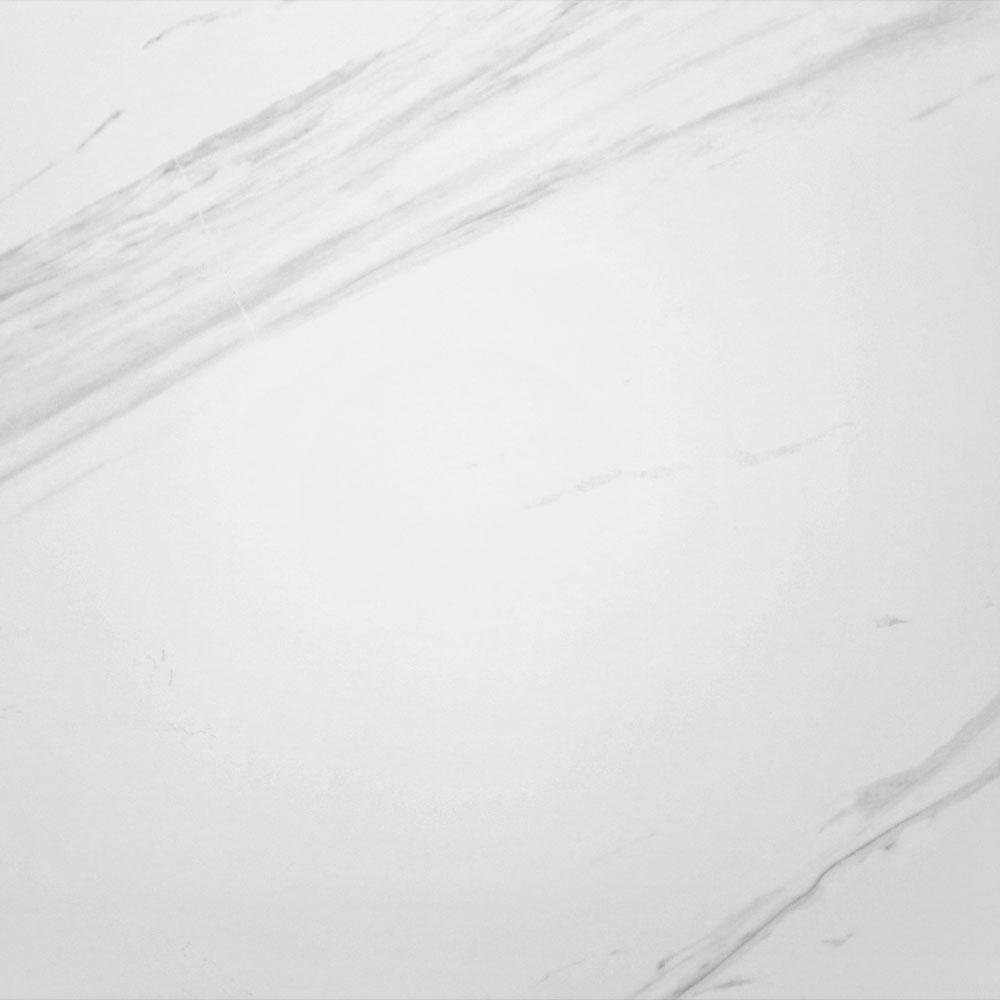 750x750mm Fedra Blanco Calacatta Look Matt Spanish Porcelain Tile (#5796)
