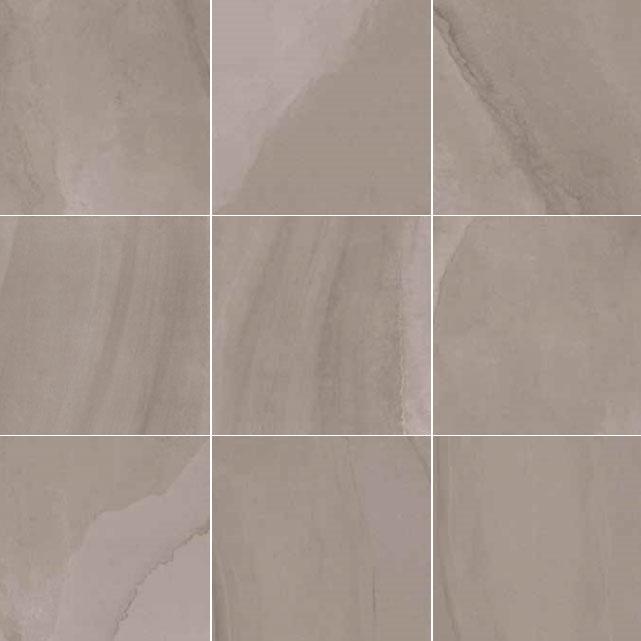 600x600mm Fluido Bronzo Matt Porcelain Italian Floor Tile (#5530)
