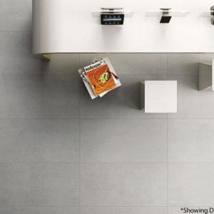 Galaxy Grey Matt Finish Italian Porcelain Tiles-a