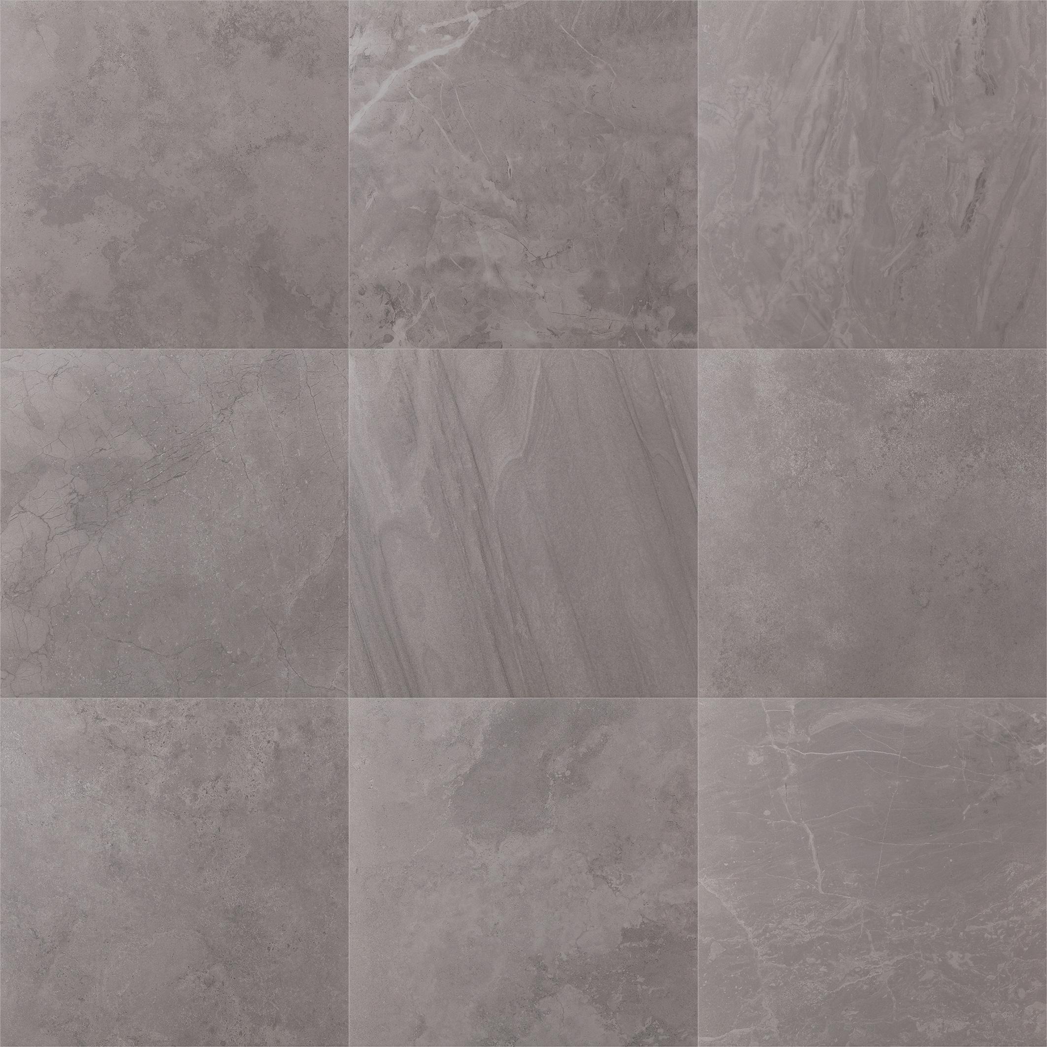 750x750mm Gea Gris Spanish Porcelain Tile 5167 Tile Factory