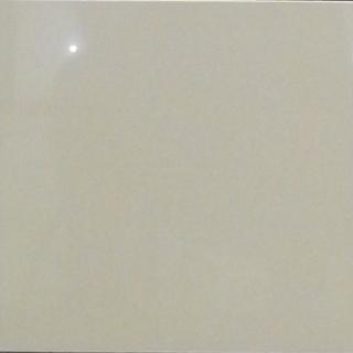 300x300mm Ivory Full-Bodied Nano Pre-Sealed Polished Porcelain Tile (#1181)