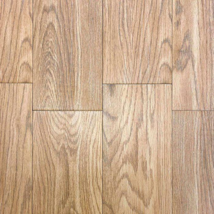 Lama Teak Wood Spanish Timber Look Matt Finish Non Rectified Ceramic Floor Tile 3260
