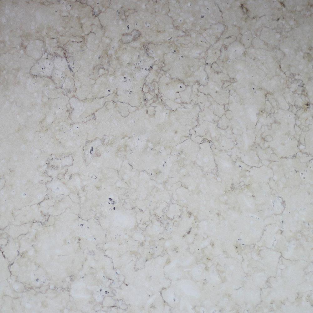 400x600x15mm Light Cream Tumble Natural Stone Tile (#8352)