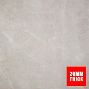 Polished Beige Natural Stone Marble Tile