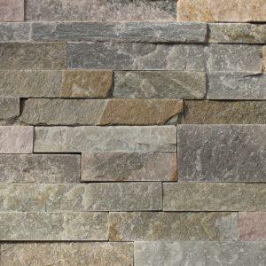 Quatro Beige Montage Natural Stackstone Wall Tile