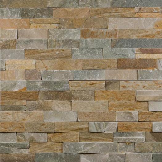 150x600mm Quatro Beige Natural Stackstone Wall Tile (#8900)