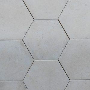 Riabita Hexagon Shabby Chic R10 Italian Porcelain Tile