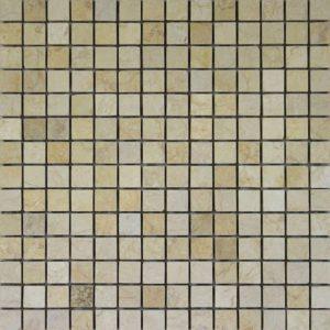 Sheet Square Pattern Travertine Mosaic Sheet