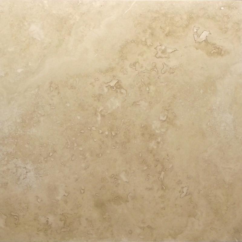 457x457x12mm Travertine Flow Natural Stone Tile (#8232)