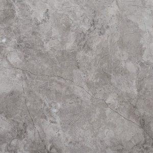 Tundra Grey Honed Light Marble Tile