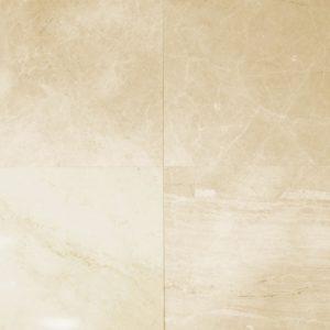 Vanilla Marfil Beige Polished Marble Tile
