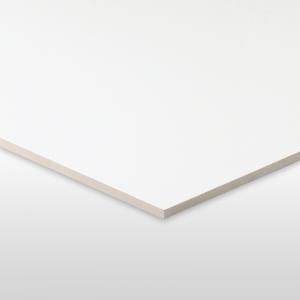 White Gloss Rectified Edge Ceramic Wall Tile