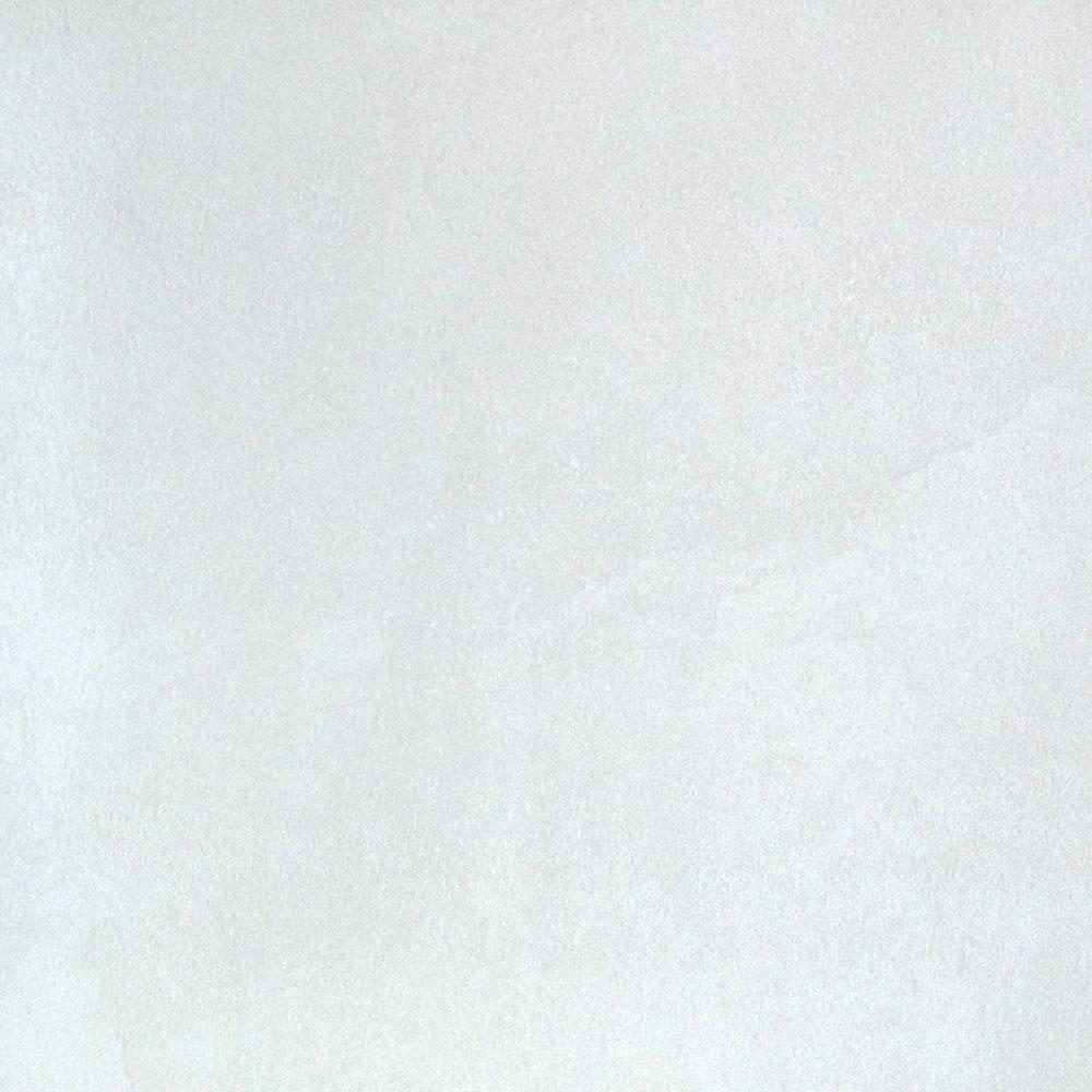 600x600mm White Lappato Finish Porcelain Floor Tile (#1290)