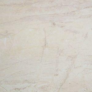 Aman Cream Marble Look Spanish Polished Porcelain Tile
