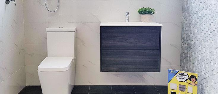 Bathroom tiles everything you need to create your dream for Create your dream bathroom