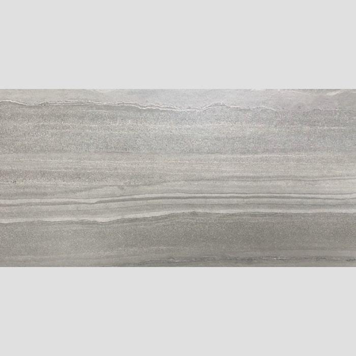 Biron Dark Grey Matt Rectified Spanish Porcelain Tile (#6932)