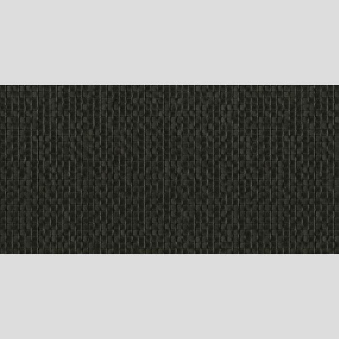 Black Mosaic Look Glaze Gloss Porcelain Wall Tile (#6457)