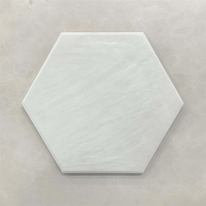 Blanco Hexagon Matt Spanish Porcelain Tile 3552