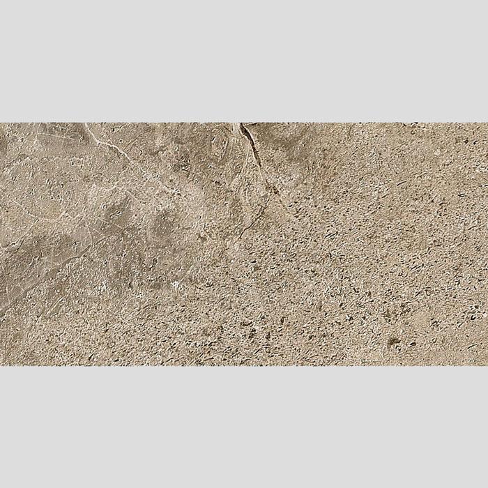 300x600mm Blend Stone Nut Italian Glazed R11 Rectified Porcelain Floor Tile (#1427)