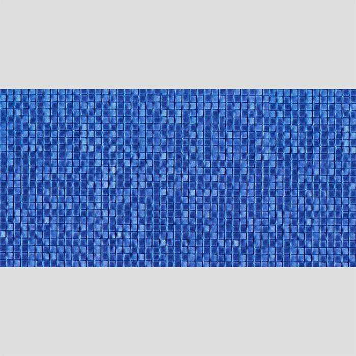 Blue Mosaic Look Glazed Gloss Porcelain Wall Tile (#6459)