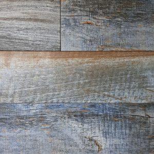 Blue Timber Look Matt Non-Rectified Italian Porcelain Tile