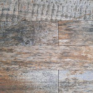 Blue Timber Look Matt Non-Rectified Italian Porcelain Tiles-