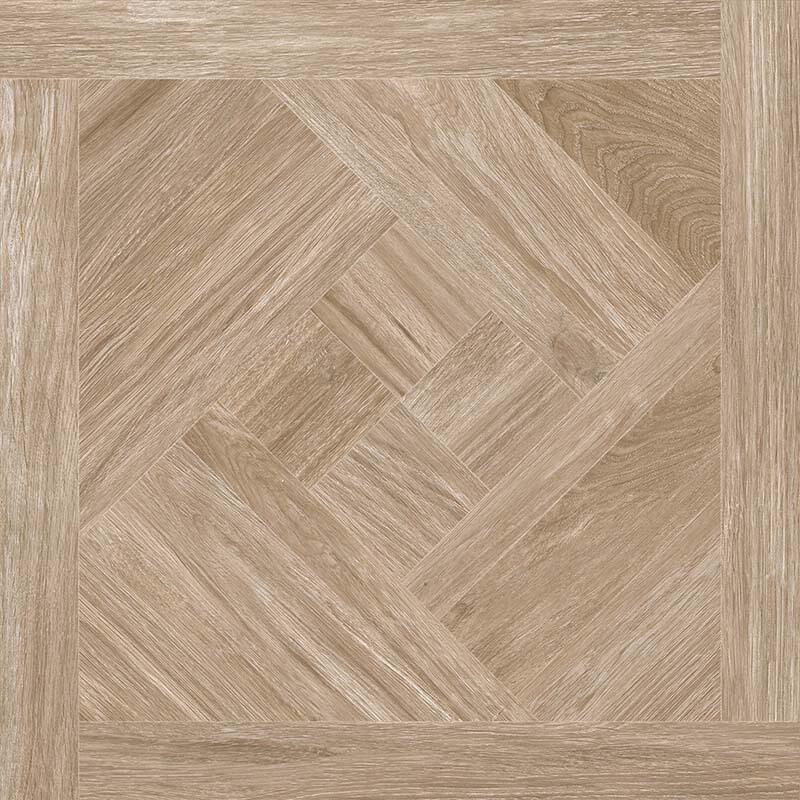 Bois Light Brown Spanish Matt Parquet Timber Look Porcelain Tile 3382