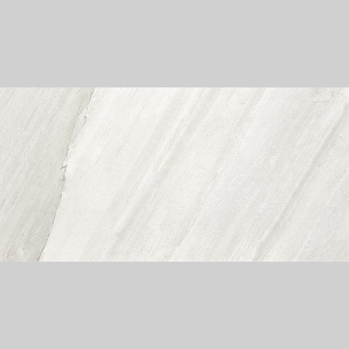 Burling Light Grey Stone Look Spanish Matt Non-Rectified Ceramic Wall and Floor Tile (#6823)